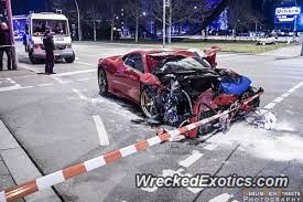where was the made driver was speeding when a smart car made a left