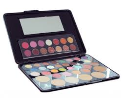 Satu Set Alat Make Up Wardah lt pro two way cake eye shadow lipstick bedak pallet