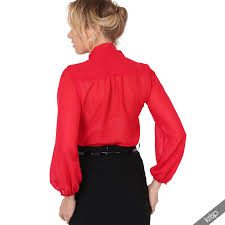 sleeve chiffon blouse krisp womens see through chiffon blouse tie sleeve