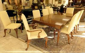 Baker Dining Room Furniture Mahogany Dining Table And Chairs Encore Furniture Gallery Baker