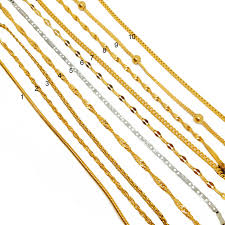 gold necklace types images Buy cheap china different types gold products find china jpg