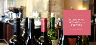 Wine Delivery Gift Boxed Wine Gifts With Uk Delivery Great Gift Hampers
