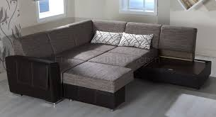 modern sofa bed with chaise sofa beds design exciting modern convertible sectional sofas ideas