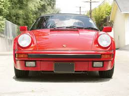 pink porsche 911 rm sotheby u0027s 1989 porsche 911 carrera speedster monterey 2014