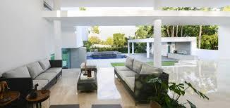 award winning puerto rican villa wrapped in sculptural steel