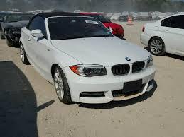 bmw 135 for sale wbaun7c52dvm27382 2013 white bmw 135 on sale in tx houston