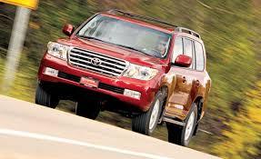2008 toyota land cruiser short take road test reviews car
