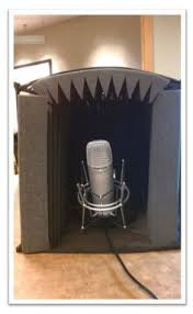 Diy Tutorial On How To Build A 38 Microphone Isolation Booth For Create Your Own Home Recording Studio
