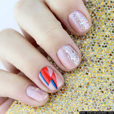 david bowie www chelseaqueen com nails pinterest david bowie