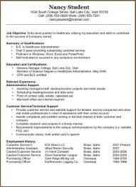 Dance Resume Templates Free Resume Templates 87 Marvellous Sample Formats