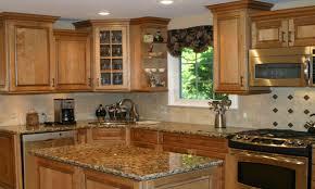 wood office cabinets rustic kitchen cabinets kraftmaid kitchen