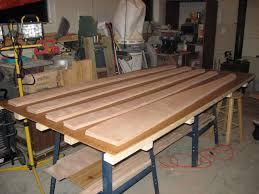 How To Build A Workbench by Building The Sassafras 14 Canoe Smedleyco Com