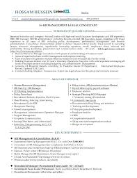 recruiting manager resume template human resources consultant resume