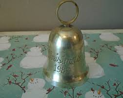 engraved bell etsy