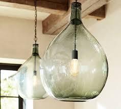 pottery barn lights hanging lights pottery barn pendant lights popular clift oversized glass for 12