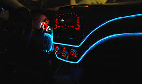 Car Interior Lighting Ideas El Wire Ideas El Wire Tips And Info On Thatscoolwire Com
