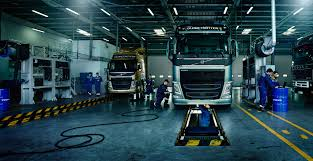 volvo truck factory services u2013 maintenance built around you volvo trucks