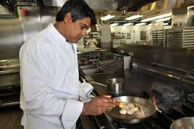 chef of cuisine floyd cardoz the chef of tabla switches cuisines feed me the