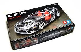 lexus lfa model tamiya automotive model 1 24 car lexus lfa scale hobby 24325