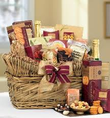 edible gift baskets get international shipping from gourmet food stores opas