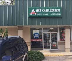 ace cash express u2013 2311 boundary st beaufort sc 29902