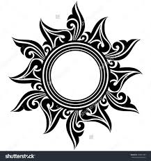 abstract sun clipart explore pictures