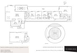 floor plans to scale harvey house fogmodern