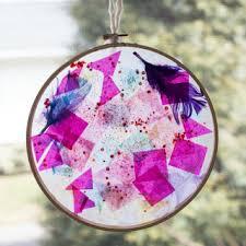 50 suncatcher crafts can make the artful parent