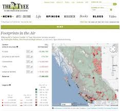 Map Of Bc Geocology Research Blog Archive Interactive Map Of Bc Carbon