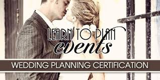 Wedding Planner Certification Wedding Planning Certification By Learn To Plan Events