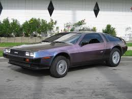 color changing delorean a delorean painted with color chan u2026 flickr