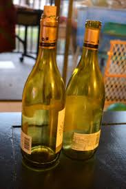 creative diy ways to upcycle wine bottles