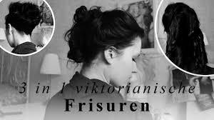 Hochsteckfrisurenen Anleitung F Mittellange Haar by 3 Viktorianische Hochsteckfrisuren Für Festlichen Anlass Wgt Etc