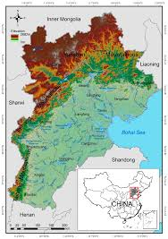 Tianjin China Map Sustainability Free Full Text Analysis And Planning Of