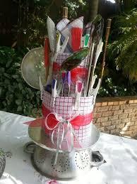 kitchen tea gift ideas kitchen tea gift idea treats gift basket