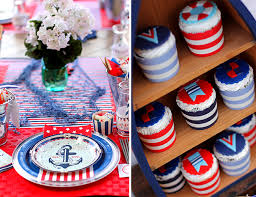Nautical Themed Dinnerware Sets - from sea to shining sea