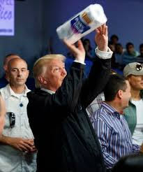 Paper Throwing Meme - trump tossed paper towels puerto rico explanation