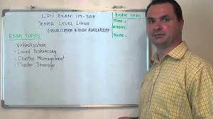 Lpi Sample Essay 117 304 U2013 Lpi Test Level 3 Exam 304 Questions Youtube