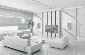 white livingroom white modern living room home