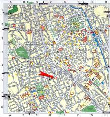 Nancy France Map by Metz Map