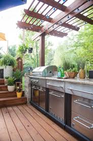 best 25 outdoor kitchens ideas on pinterest backyard kitchen in