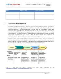change management plan 141212 brochure change management for hp