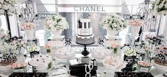 birthday ideas for a 60 year woman kara s party ideas chanel inspired 30th birthday party kara s