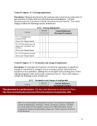 iso 27001 isms statement of applicability pdf slideshow view
