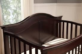 Cribs 4 In 1 Convertible Set by Meadow 4 In 1 Convertible Crib With Toddler Bed Conversion Kit