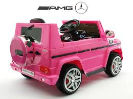 pink mercedes amg magic cars my first pink electric mercedes g rc ride on car for