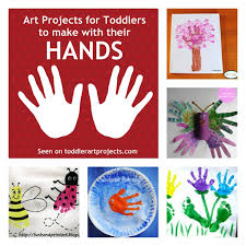 For Toddlers 8 Projects For Toddlers To Make With Their And