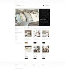 linen for royal beds opencart template 41027