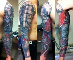 45 awesome biomechanical tattoos inkdoneright