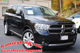 used 2012 dodge durango for sale west milford nj